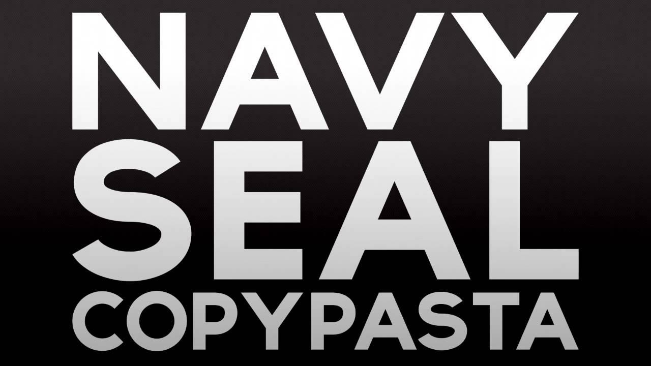 navy seal copypasta youtube