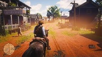 Red Dead Redemption 2 Freies Spiel Gameplay LIVE! Läden ausrauben, Jagen, Kopfgeldjagd & mehr!