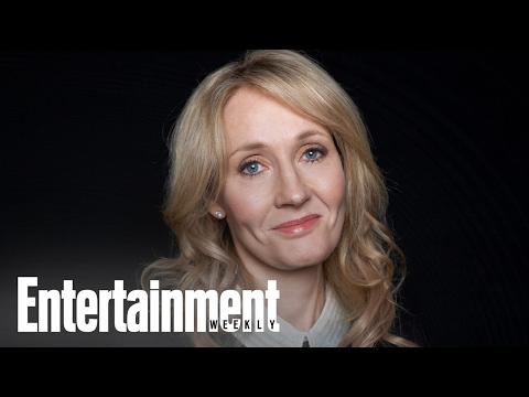 J.K. Rowling Responds To Fans Burning 'Harry Potter' Books | News Flash | Entertainment Weekly