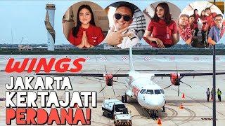 Download Video Perdana! WINGS AIR Jakarta ke Kertajati Feat. FO Ryo Ramadhan SERU PUOOL! MP3 3GP MP4