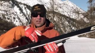 ★Карвинг Лыжи★ 1 урок Знакомство с карвинговыми лыжами