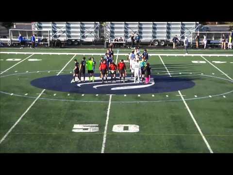 2015-10-17 Elmhurst College Men's Soccer vs Millikin University