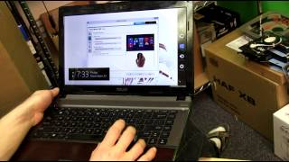 Logitech t620 Touch Mouse for Windows 8 Unboxing & Demo Linus Tech Tips
