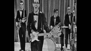 Buddy Holly - Peggy Sue evolution & live by Jerry Allison.wmv