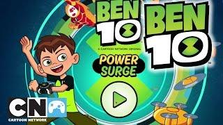 Ben 10   Jogamos Power Surge   Cartoon Network