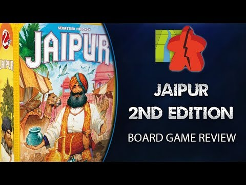 Jaipur Review - The Broken Meeple