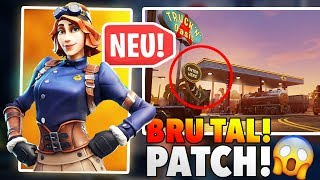 NEW Patch 6.31 is here! Bru Valley Act 2 Fortnite Save the World