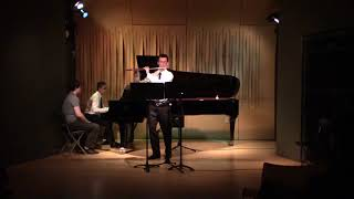 Ashkan Behzadi: velum (for flute and piano)