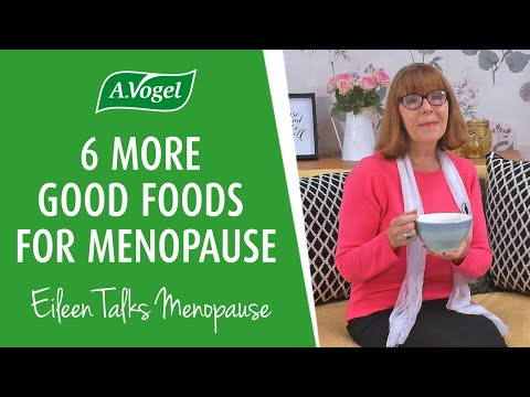 6 more good foods for menopause