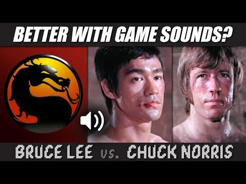 Lee v. Norris with MORTAL KOMBAT sounds!