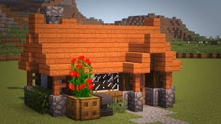 як зробити в майнкрафт маленький але красивий будиночок