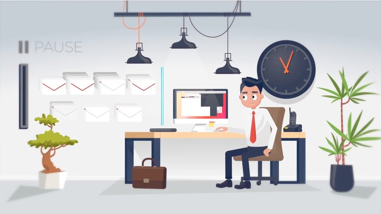Inbox Pause: Eliminate Interruptions, Stop Stress, and Feel Free