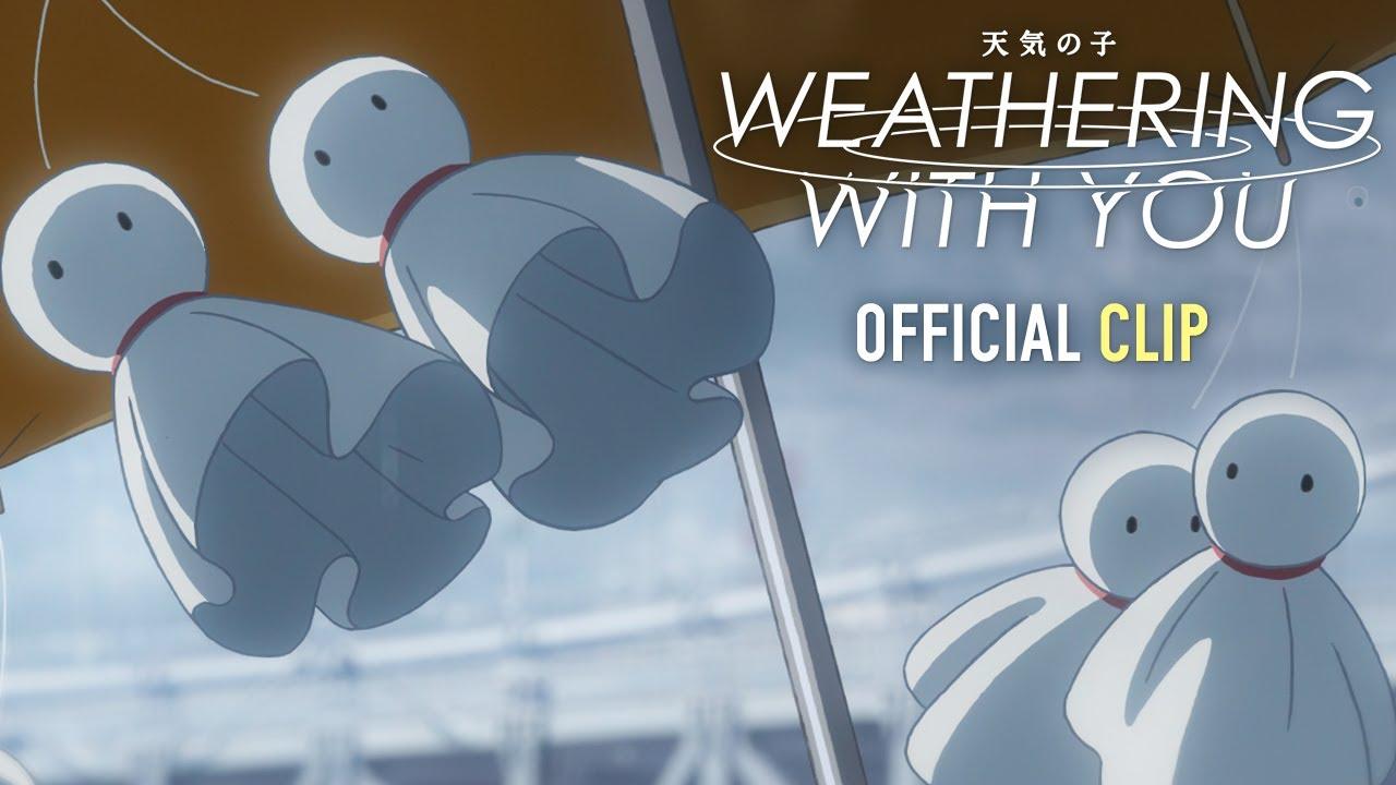 Weathering With You Clip Teases Makoto Shinkai S New Film S English Dub Collider