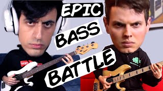 Davie504 VS Nathan Navarro || Davie504 Epic Battle