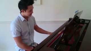 Bảy ngày đợi mong Piano . Jettran