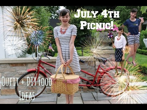 Fourth of This summer Picnic Swaps
