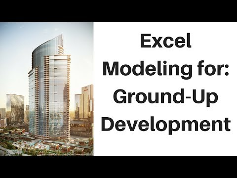 Real Estate Construction Loan For Ground-up Development (PT2)