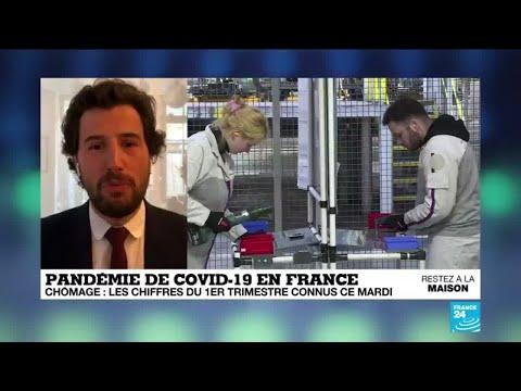 Covid-19 en France: quelle conséquence sur l'emploi ?
