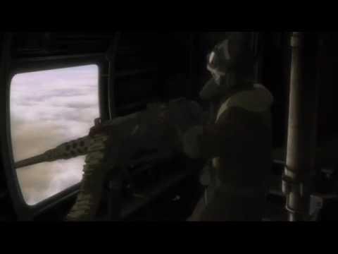 Trailer do filme The Sky Crawlers: Eternamente