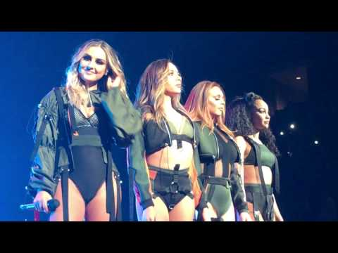 Touch - Little Mix - Live - Dangerous Woman Tour - Salt Lake City, UT 3/21/17