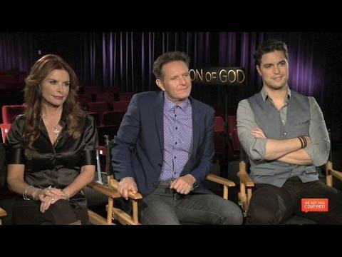 Son of God  With Diogo Morgado, Mark Burnett and Roma Downey HD