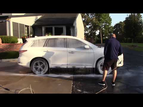 Should You Use a Iron Remover In Foam Cannon?