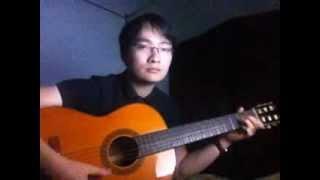 Người ấy - Trịnh Thăng Bình guitar Cover by Hui Bui
