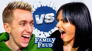 FAMILY FEUD CAUSES ARGUMENTS....