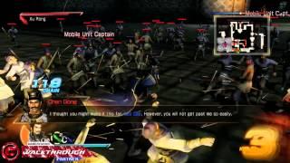 Dynasty Warriors 8 Walkthrough Part 1 Playthrough Lets Play [PS3 XBOX 360]