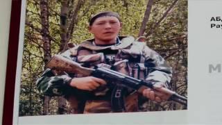Тюменский характер Защита отечества Раушана
