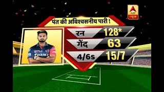 IPL 2018: Sunrisers Hyderabad enters into playoff after knocking out Delhi Daredevils