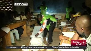 Former Central African Republic PM leads in presidential vote