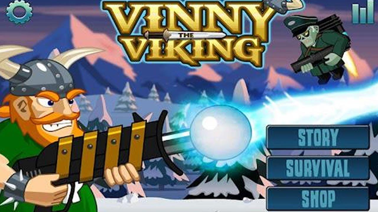 Vinny the Viking Icon