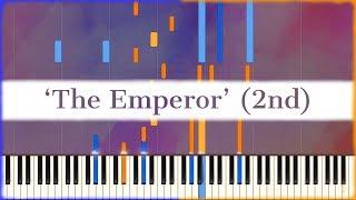 'The Emperor' Concerto No.5, Mvt.2 // BEETHOVEN-LISZT
