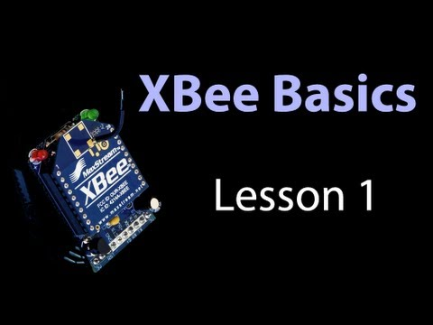 Tutorial: Arduino Deluxe Pack: How to use XBee and