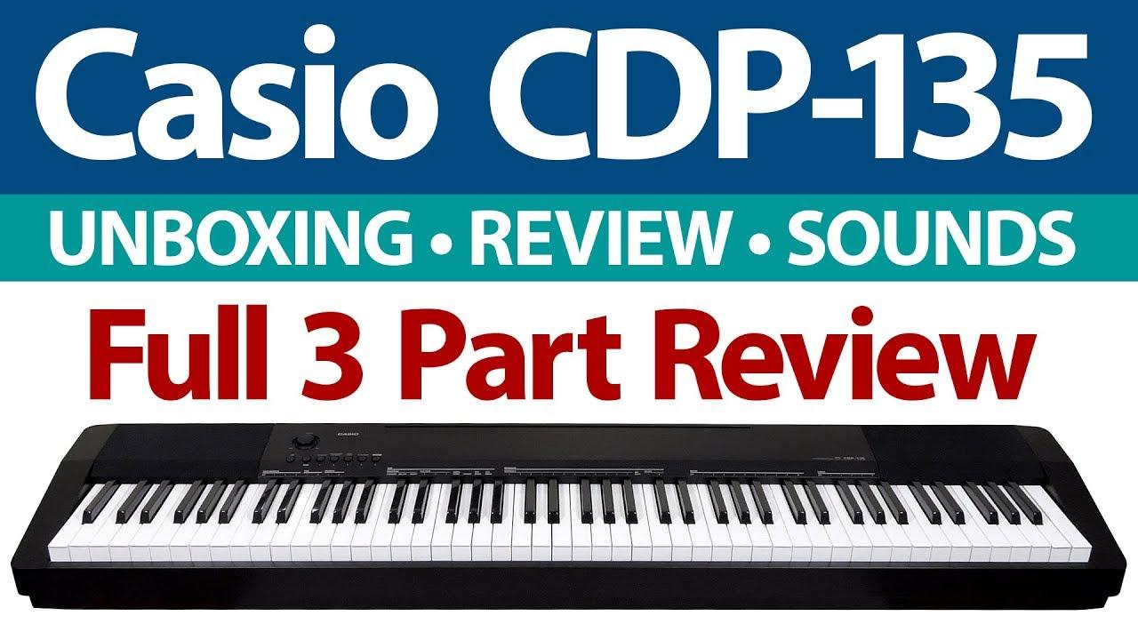 Casio Digital Piano Market Share : best digital piano value casio cdp 135 cdp 130 keyboard review demo youtube ~ Hamham.info Haus und Dekorationen
