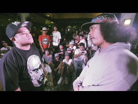 Bahay Katay - Shernan Vs Frooz - Jokes Battle @ Pujoke Ulo Ep. 1