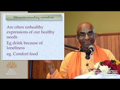 Instincts, Impulses and Intelligence Part 1 - HG Chaitanya Charan Prabhu