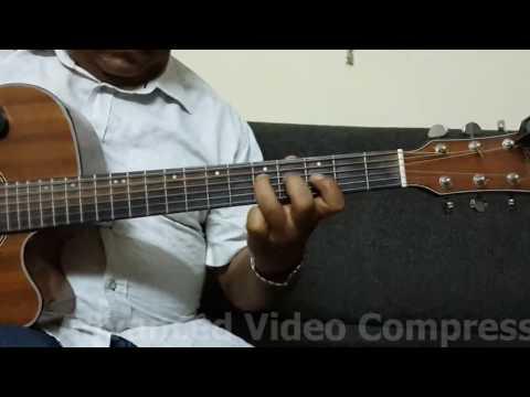 Online Guitar Lesson   HAAN PAHELI BAAR   Kishore Kumar