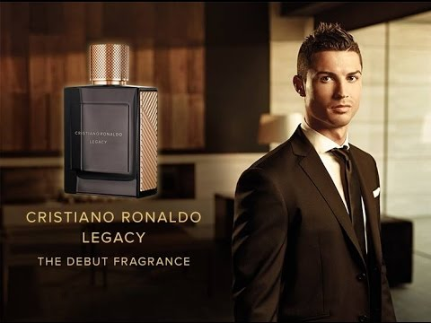 perfume cristiano ronaldo legacy lan amento youtube. Black Bedroom Furniture Sets. Home Design Ideas