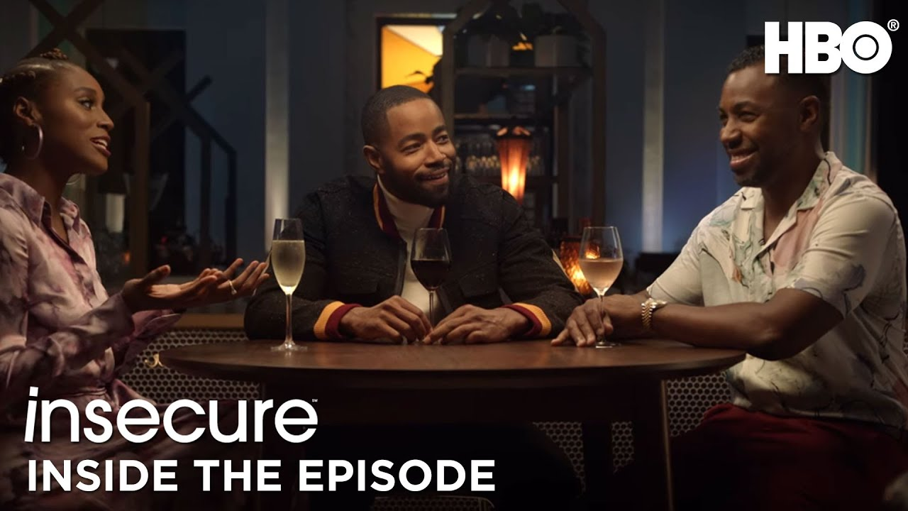 Download Insecure: 'Wine Down' with Issa Rae, Prentice Penny & Jay Ellis   Inside The Episode (S4 E8)   HBO