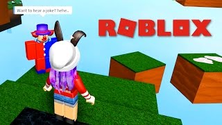 A WILD OBBY IN ROBLOX WITH FUNNY JOKES!? | RADIOJH GAMES