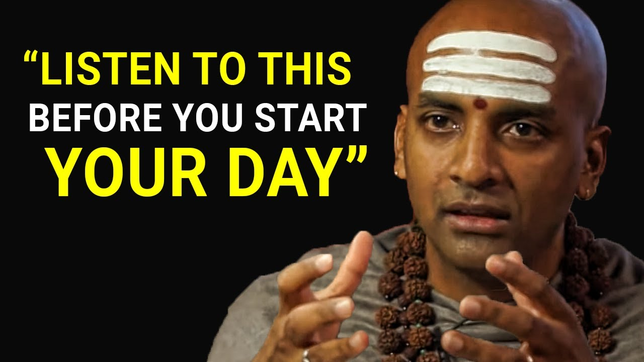 Dandapani's Life Advice Will Change Your Future (MUST WATCH)