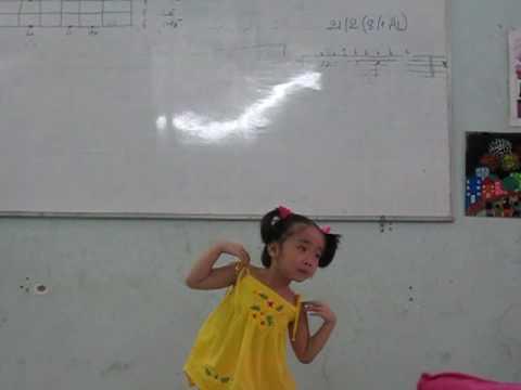 Niềm vui của em-Khánh Hằng 4 tuổi