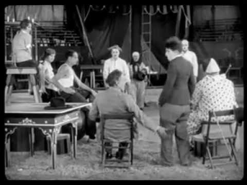 Чарли Чаплин Цирк
