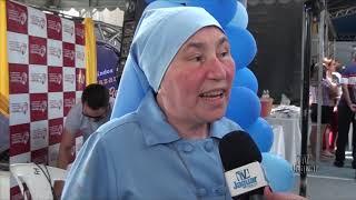 Irmã Conceição fala sobre a Casa de Apoio Amigos de Jesus e convida a população