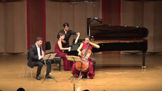 Seoul International Music Festival 2017: Concert at your door 1 - Brahms Clarinet Trio