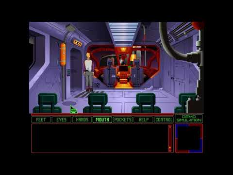 Let's Play Space Quest 6 - The Interactive Demo