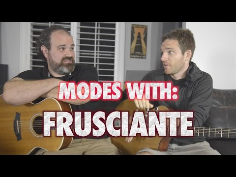 Modes with Friends: John Frusciante