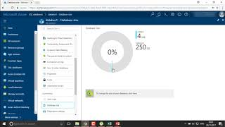 Azure Databases - Create & Management